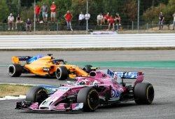 Force India aún tiene esperanzas de alcanzar la sexta posición de McLaren