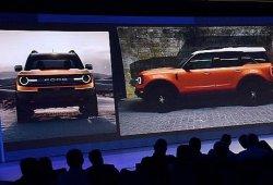 ¿Ford Bronco o Baby-Bronco? Filtrado uno de los nuevos SUVs de Ford