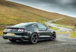 El Ford Mustang Bullitt se enfrenta al Tourist Trophy de la Isla de Man