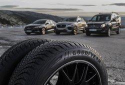 Goodyear Vector 4Seasons, los neumáticos para todas las estaciones y climas