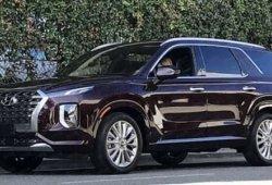El nuevo Hyundai Palisade 2020 filtrado al completo