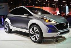 Hyundai desvela el Saga EV concept con la mecánica del Kona EV