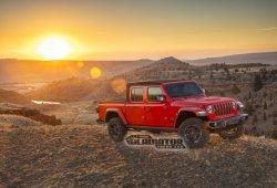 El curioso caso de las extrañas puertas traseras del Jeep Gladiator