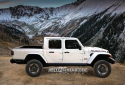 El nuevo Jeep Scrambler pick-up será presentado el 28 de noviembre
