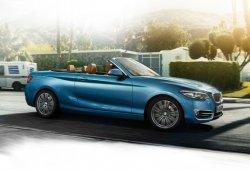 BMW sopesa transformar el futuro Serie 2 Cabrio en un tracción delantera