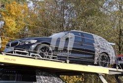 El nuevo BMW Serie 3 Touring pierde camuflaje antes de su debut en 2019