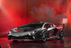 Lamborghini SC18: el primer modelo de calle de Lamborghini Squadra Corse
