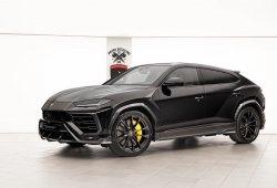 El Lamborghini Urus se atiborra de fibra de carbono gracias a TopCar