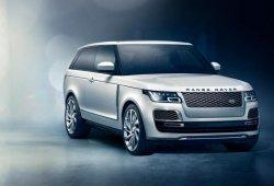 Land Rover destina 200 unidades del nuevo Range Rover SV Coupé a Europa