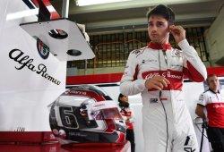 """Leclerc y la espectacular evolución de Sauber: """"No parecemos el mismo equipo"""""""