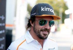 """Magnussen: """"Mi respeto por Alonso no ha cambiado a pesar de las discusiones"""""""