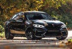 Manhart le da una vuelta de tuerca al BMW M2 Competition