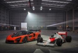 McLaren inaugura su nuevo centro de producción de fibra de carbono
