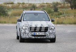 El nuevo Mercedes-AMG GLB 35 4MATIC comienza sus pruebas técnicas