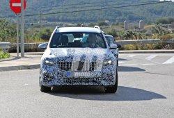 Nuevas fotos espía del Mercedes-AMG GLB 35 4MATIC desvelan parte de su imagen deportiva