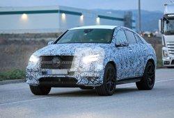 Comienza la puesta a punto del nuevo Mercedes-AMG GLE 53 Coupé 2020