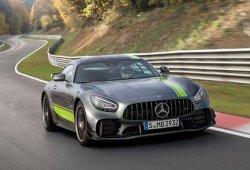 Después del Mercedes-AMG GT R Pro llegará el nuevo AMG GT Black Series