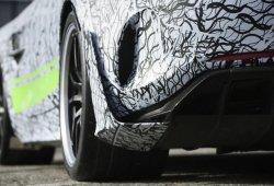 El Mercedes-AMG GT R Pro ya anuncia un crono en Nürburgring