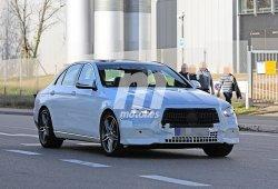 Mercedes Clase E 2020, la berlina también recibirá el lavado de cara