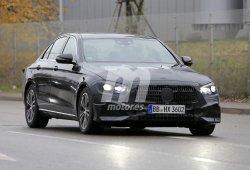 Mercedes dotará al actualizado Clase E 2020 de una nueva imagen más deportiva