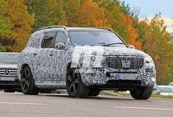 El nuevo Mercedes-Maybach Clase GLS ya está siendo desarrollado
