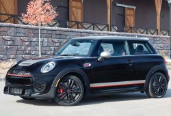 MINI John Cooper Works Knights Edition, deportividad y exclusividad