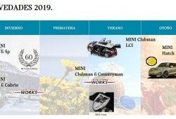 Las novedades de MINI para 2019: nuevo Clubman, Hatch BEV y mucho más