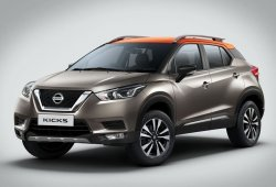 El Nissan Kicks continúa con su expansión global y llega a la India