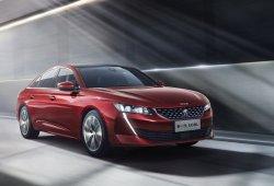 Peugeot presenta el nuevo 508 L en Guangzhou 2018