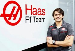 Pietro Fittipaldi, nuevo piloto de test de Haas