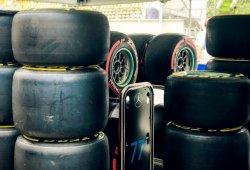 Pirelli utilizará el concepto de neumático más fino en todas las carreras de 2019