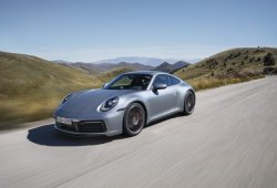 El nuevo Porsche 911 debuta en el Salón de Los Ángeles con mucha tecnología
