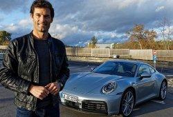Mark Webber nos muestra el interior del nuevo Porsche 911 (992) en vídeo