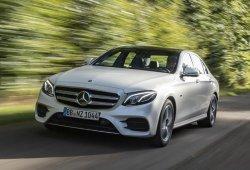Mercedes E 300 de, ya está a la venta el nuevo híbrido enchufable diésel