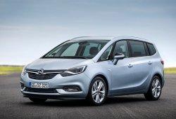 El Opel Zafira se suma a la familia '120 Aniversario'
