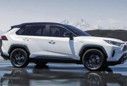 Toyota RAV4 2019, precios y gama del renovado SUV híbrido