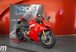 RIDE 3, acudimos a su presentación en pleno corazón de Ducati