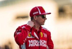 """Räikkönen: """"No estoy triste por dejar Ferrari"""""""