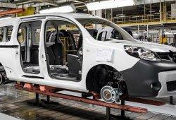 Renault producirá en Francia las nuevas furgonetas de Nissan y Mitsubishi