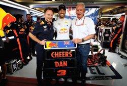 "Ricciardo dice adiós a Red Bull: ""Me habría encantado cerrar este capítulo con un podio"""