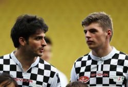 "Sainz aclara su relación con Verstappen: ""Todos piensan que nos odiamos"""
