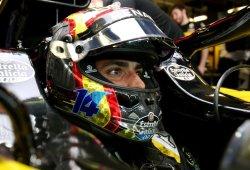 """Sainz: """"He cometido un error en la curva 8 y he perdido la Q3"""""""