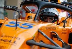 """Sainz se estrena con McLaren: """"Me han hecho sentirme como en casa"""""""