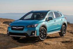 Subaru Crosstrek Hybrid 2019, el XV estrena versión híbrida enchufable