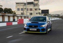 Subaru WRX STI Diamond Edition: solo 30 unidades del WRX STI más potente