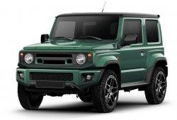 El Suzuki Jimny más atractivo es obra de Chelsea Truck Company