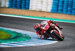 Takaaki Nakagami sorprende en el último día de test de MotoGP en 2018