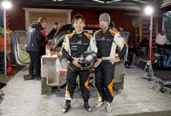 Takamoto Katsuta suma dos días de test con el Yaris WRC