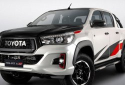 Toyota Hilux GR Sport, exclusividad a base de toques deportivos