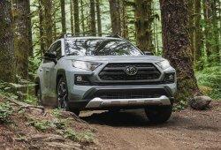 El primer SUV híbrido de Toyota que llegará a Australia será el nuevo RAV4